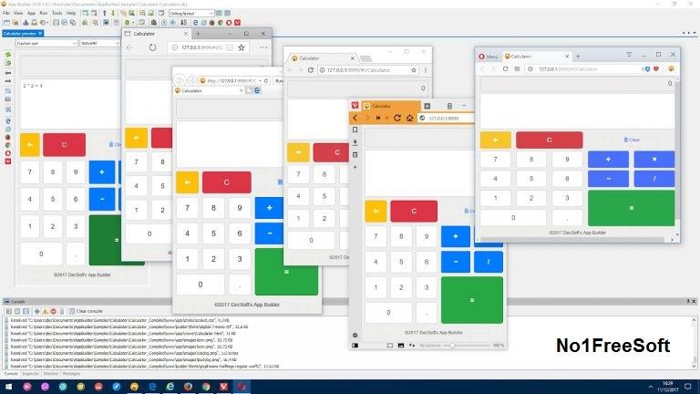 DecSoft App Builder v2021 Free Download