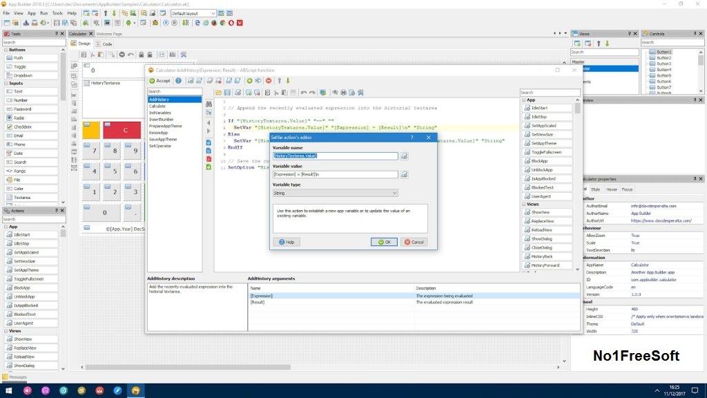 DecSoft App Builder Free Download