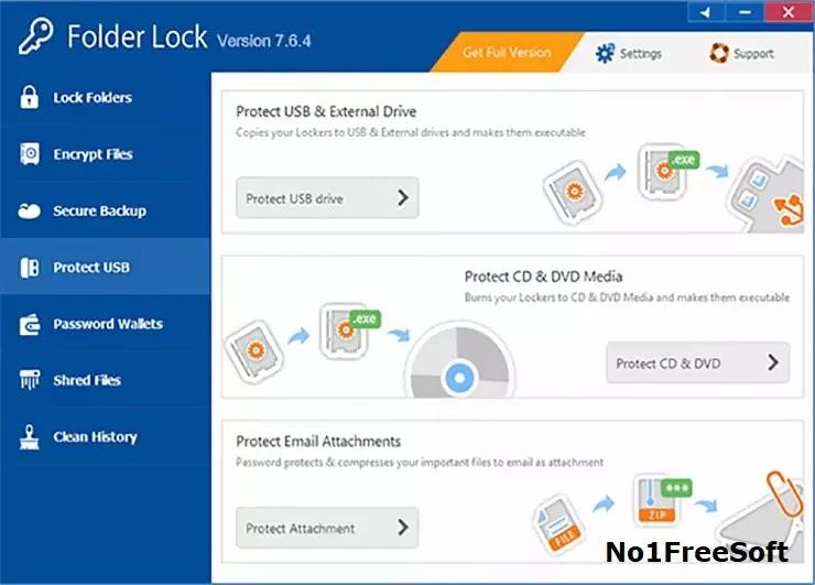 Folder Lock 7 One Click Download Link