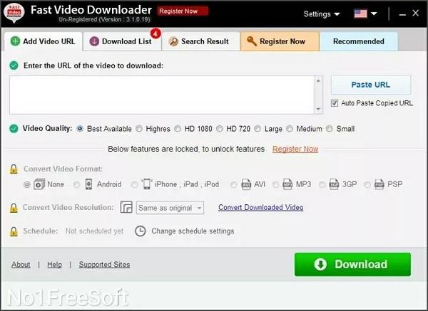Fast Video Downloader v4 Free Download