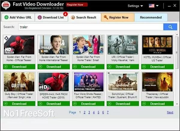 Fast Video Downloader 4 Direct Download LInk