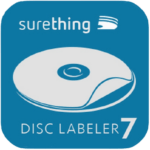 SureThing Disk Labeler Deluxe 7 Free Download